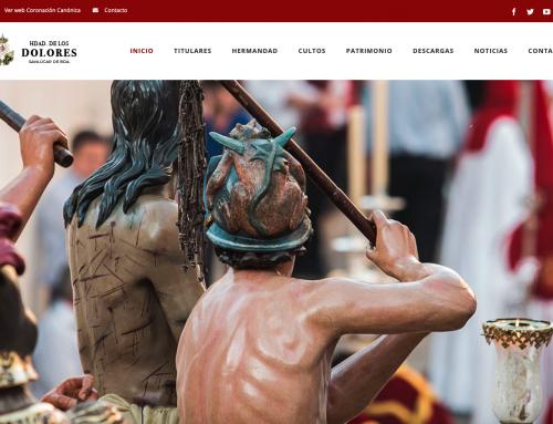 Acto de presentación del logotipo, lema y web de la Coronación y de la nueva web de la Hermandad