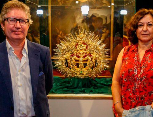 El orfebre Manuel Valera realizará la corona de la Imagen de Nuestra Señora de los Dolores