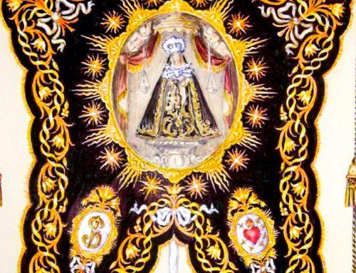 Estreno del Simpecado de Nuestra Señora de los Dolores