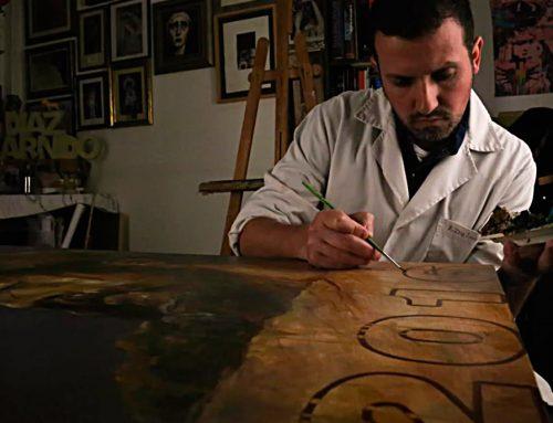 Antonio Díaz Arnido será el autor del cartel de la Coronación Canónica de Nuestra Señora de los Dolores