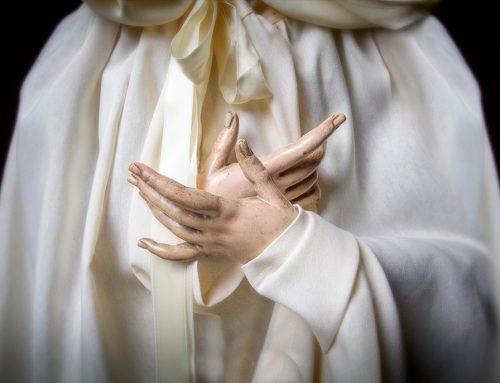 Reposición al culto de la Imagen de Nuestra Señora de los Dolores