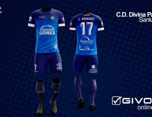 El C.D. Divina Pastora Sanluqueña presenta su camiseta para esta temporada